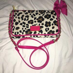 Betsy Johnson wallet crossbody